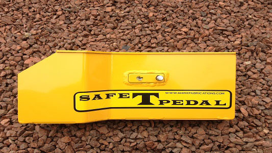 SAFE T PEDAL TO FIT MK1 VW  CADDY AND MK1 GOLF RHD