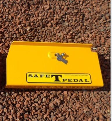 SAFE T PEDAL to fit- discovery 1&2 manual and automatic RHD only