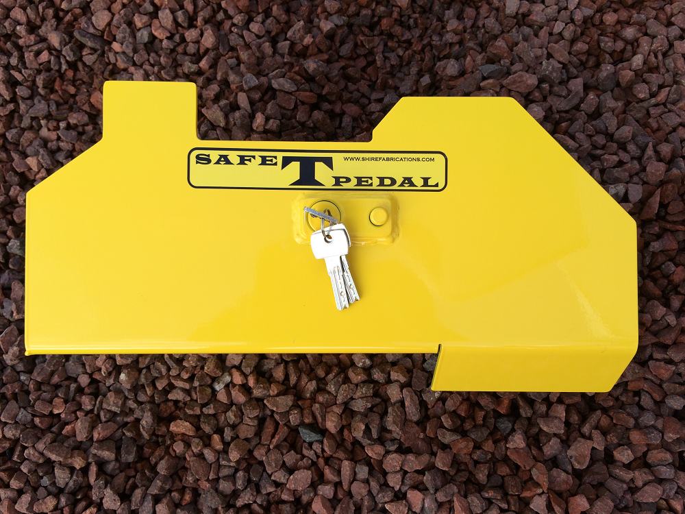 SAFE T PEDAL FOR VW T25 RHD