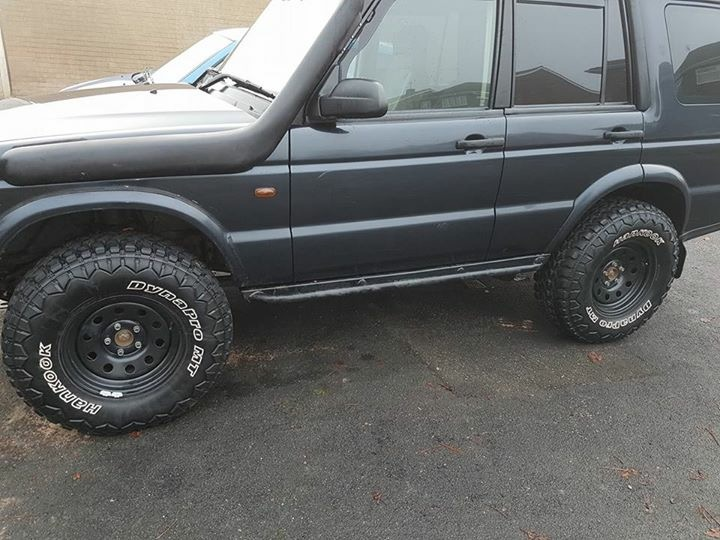 LANDROVER DISCOVERY 1, 2, 3 AND 4