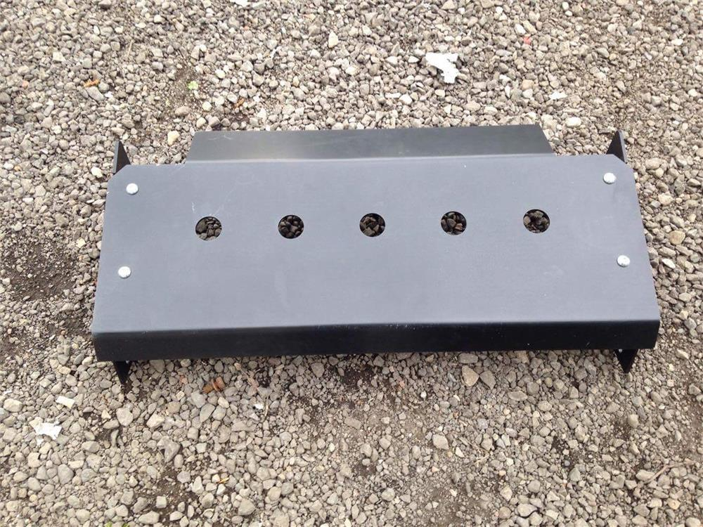 LAND ROVER DISCOVERY 2 STEERING GUARD (NOT FOR FACE LIFT BUMPERS)