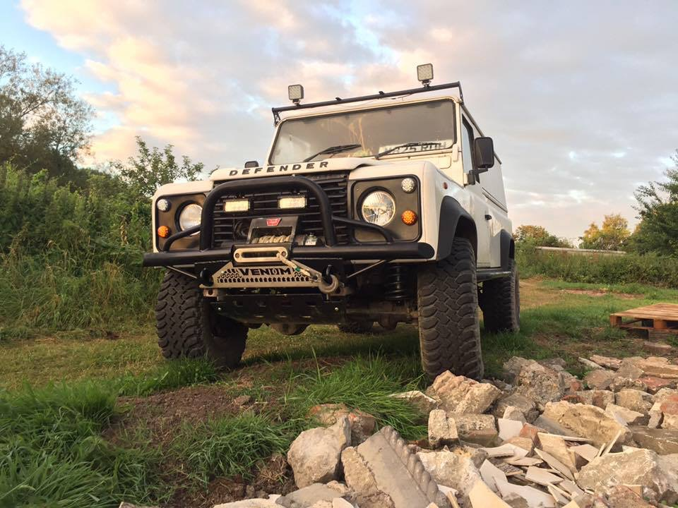 WINCH BUMPERS